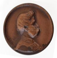 Major Aladár (1878-1970) ~1957. Arany Jánost ábrázoló Fém Jelvény (20mm) T:2 - Coins & Banknotes