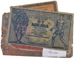 Kis Doboznyi Vegyes érme, Bankjegy és Jelvény Tétel T:vegyes - Coins & Banknotes