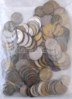 Vegyes Magyar Forint Fémpénz Tétel 816g-os Súlyban, A Szocialista Időszakból T:vegyes - Coins & Banknotes