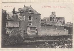 8AK3793 POITIERS MOULIN DE CHASSEIGNE 2  SCAN8 - Poitiers