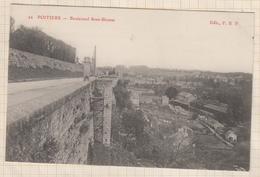 8AK3795 POITIERS BOULEVARD SOUS BLOSSAC  2  SCAN8 - Poitiers