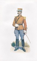 Militaria > Uniformes Spahis 1898 Officier Français - Uniformes