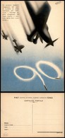 "CARTOLINE - AVIAZIONE - PNF-OND - ""Gli Aviatori Tedeschi…"" - Illustratore Mancioli - Nuova FG - Stamps"