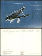 CARTOLINE - AVIAZIONE - Aeroplani Caproni - Caproni 165 - Illustrata Gianpaolo - Nuova FG - Stamps