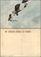 CARTOLINE - AVIAZIONE - III° Brigata Aerea Da Caccia - Illustratore Ferrari - Nuova FG (45) - Stamps