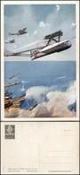 CARTOLINE - AVIAZIONE - XXX Stormo B.M. Fasana D'Istria - Illustratore Ferrari G. - Nuova FG (35/70) - Stamps