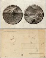 """CARTOLINE - AVIAZIONE - Circuito Internazionale Automobilistico/Aereo """"Brescia"""" 1921 - Nuova - Stamps"""