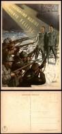 CARTOLINE - PROPAGANDISTICHE - Marini E Fellini - Illustratore Boccasile - Nuova Fg (30) - Stamps