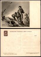 """CARTOLINE - PROPAGANDISTICHE - Fed. Naz. Arditi D'Italia - """"Italia! Savoia!"""" - Illustratore Pisani - Nuova FG - Stamps"""