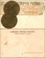 CARTOLINE - MILITARI-VARIE - Unione Militare - Medaglie Commemorative - Nuova - Nuova - Stamps