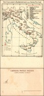 CARTOLINE - MILITARI-VARIE - Sedi Stabilimenti E Rappresentanze Dell'Unione Militare - Nuova - Stamps