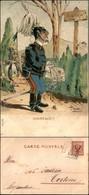 CARTOLINE - MILITARI/UMORISTICHE - Countacc!! - Viaggiata 1902 - Stamps