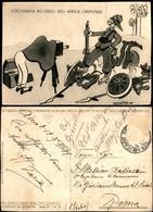 CARTOLINE - MILITARI/UMORISTICHE - Fotografia Ricordo Dell'Africa Orientale - Illustrata Deseta - Viaggiata 1936 - Franc - Stamps