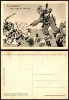 CARTOLINE - MILITARI/UMORISTICHE - Armamenti Ecco L'arma Più Opportuna - Illustratore Deseta - Nuova FG - Stamps
