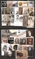 CARTOLINE - REALI - Lotto Di 36 Cartoline Nuove E Viaggiate - Tematica Famiglia Reale - Interessante Da Esaminare - Stamps