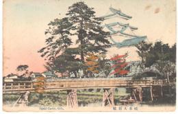 POSTAL   GIFU  -JAPON  -OGAKI CASTLE - Japón