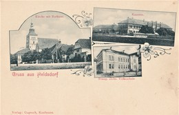 Halchiu , Heldsdorf,  Kaserne , Armee , Brasov - Romania