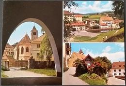 Ak Italien - Lengmoos Mit Schlern  - Kirche - Bolzano (Bozen)