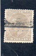 ESPAGNE 1879 - 1875-1882 Royaume: Alphonse XII