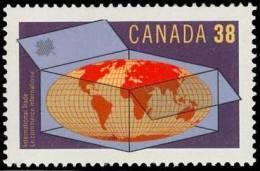 Canada (Scott No.1251 - Exportation Internationale / International Trade) [**] - 1952-.... Règne D'Elizabeth II