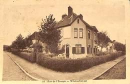 Rue De L'Energie (Foyer Anderlechtois, Cité Jardin De La Roue) - Anderlecht