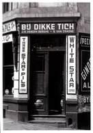 Bruxelles Brussel - Bij Dikke Tich (White Star, Three Star's Pils, Edit. Moderne Plaizier) - Cafés, Hôtels, Restaurants