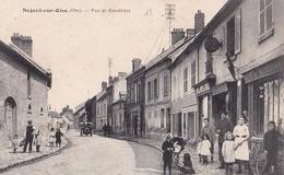 NOGENT Sur OISE  Rue De BONVILLERS  ( Plan Animé ) - Nogent Sur Oise