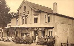 Spa - Châlet Du Lac - Hôtel Café Restaurant (animée, A. Montmorency) - Spa