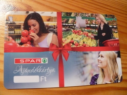 Spar Gift Card Hungary - Gift Cards