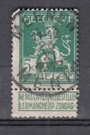 110 Gestempeld MEENEN - MENIN - COBA 4 Euro - 1912 Pellens