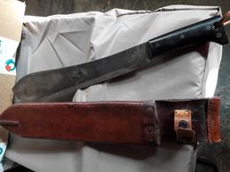 MACHETTE  US   2ème  GM - Knives/Swords