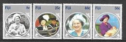 FIDJI N° 523/26 YVERT NEUF ** - Fiji (1970-...)
