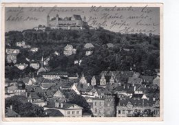 U3683 Postcard 1950 COBURG (bayer) + NICE STAMP AND TIMBRE _ 964/9 AB - Coburg