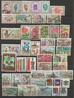 Côte D'Ivoire - Petite Collection D'oblitérés - Collections (without Album)