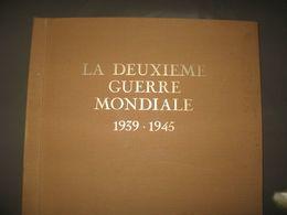 La Deuxième Guerre Mondiale 1939-1945 - Coffret 5 Vinyles Vinyle Charles De Gaulle - Vinyl Records