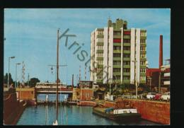 Zaandam - Beatrixbrug - Binnenvaart [AA7-1.356 - Pays-Bas