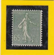 N°234   SEMEUSE LIGNEE    NEUF X + CHARN. - REF 24-24  COTE 8€ - 1903-60 Semeuse Lignée
