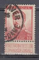 123 Gestempeld ONZE-LIEVE-VROUW-WAVER - NOTRE DAME - COBA 10 Euro - 1912 Pellens
