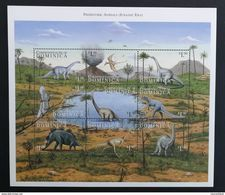 Dominica 1999** Klb.2661-69. Prehistoric Animals MNH [5;39] - Prehistorics