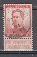 118 Gestempeld OOSTACKER - COBA 8 Euro (zie Opm) - 1912 Pellens