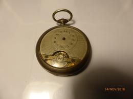 MONTRE GOUSSET 8 JOURS   DANS L ETAT - Watches: Bracket