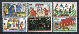 Anguilla 1978. Yvert 292-97 ** MNH. - Anguilla (1968-...)