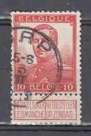 111 Gestempeld ORP - COBA 8 Euro - 1912 Pellens