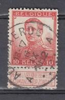111 Gestempeld AUDENAERDE A - COBA 7 Euro - 1912 Pellens