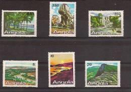 ANGOLA 1987  Tourism - Angola