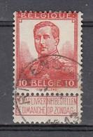 111 Gestempeld RIXENSART - COBA 15 Euro - 1912 Pellens