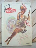 PAPRIKA 4/1949 - MAGAZIN FÜR OPTIMISTEN  -  EROTIK - Magazines & Newspapers
