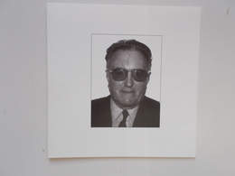 Bidprentje: Pater Edgar ASPESLAGH, Vlissingen (NL) 10/2/1923 - Torhout 20/10/2011, Missionaris Van Scheut In Noord-Kongo - Décès
