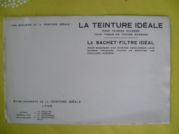Buvard  La Teinture Idéale LYON - Blotters