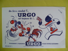 Buvard  Pansement URGO - Blotters